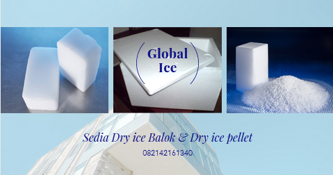Supplier Dry ice Ecer Kemayoran