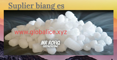Supplier Biang es Ecer Petamburan