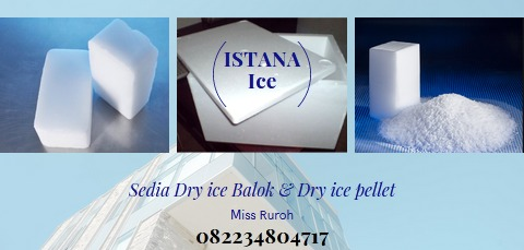 Suplier Dry ice Murah Bsd
